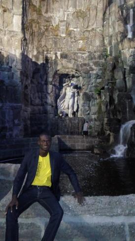 In Kassel bei Herkules