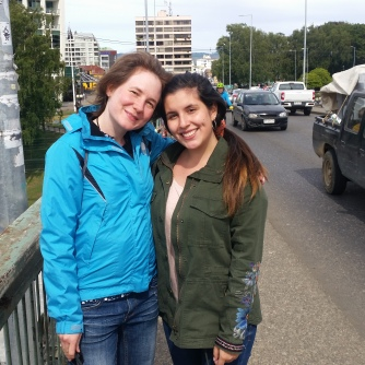 Sabryna und Florencia